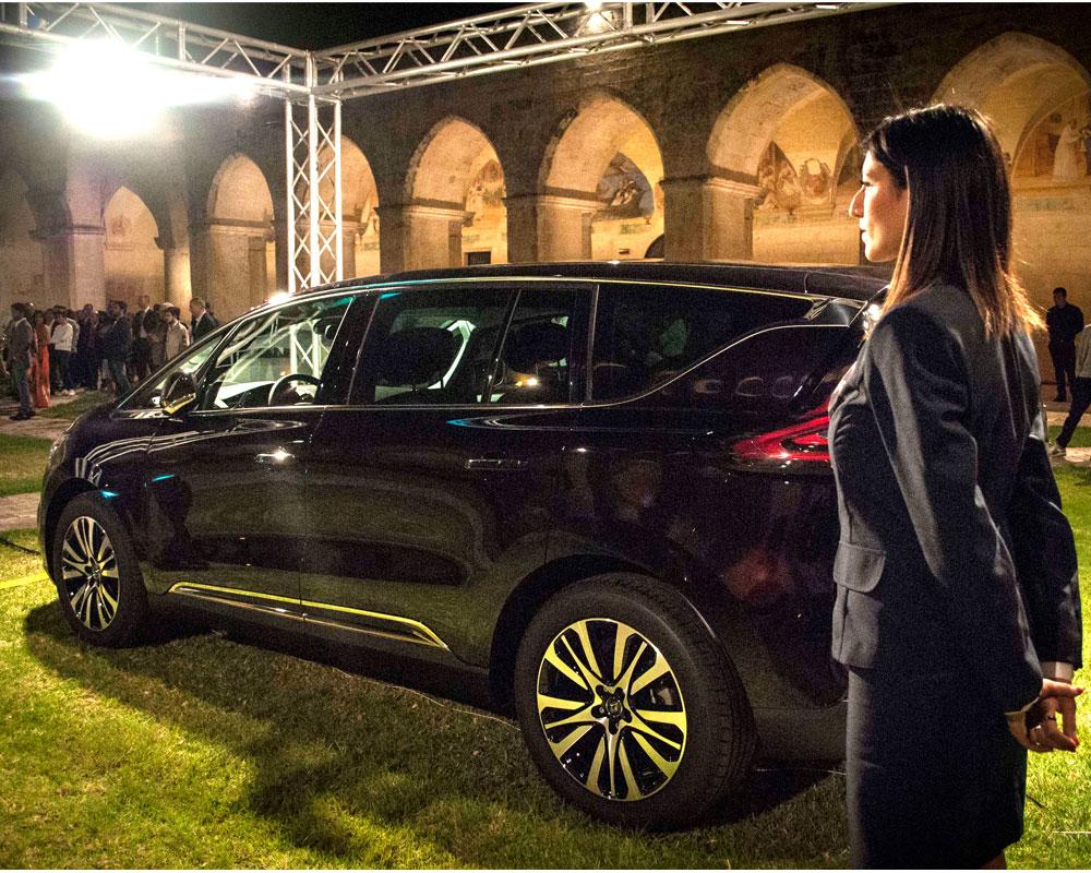 Evento Renault Espace