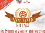 CARLA PETRACHI E ANDREA LUPERTO -LECCE PIZZA VILLAGE