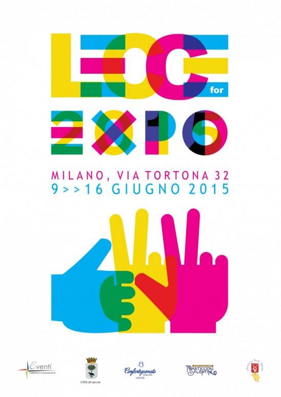 LECCE FOR EXPO -PRESENTAZIONE