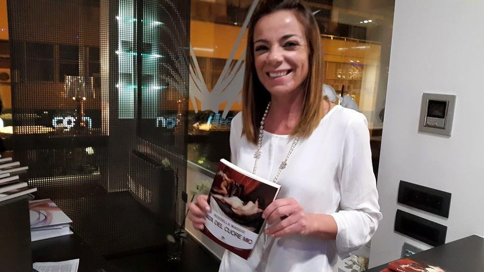 Evento culturale a Lecce -presentazione libro fata del cuore mio