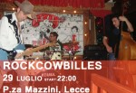 The RockCowBillies - Rock-abilly/Country Trio- LECCE PIZZA VILLAGE